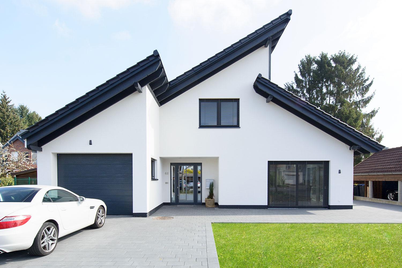 Holzrahmenhaus – BAUART THIELE
