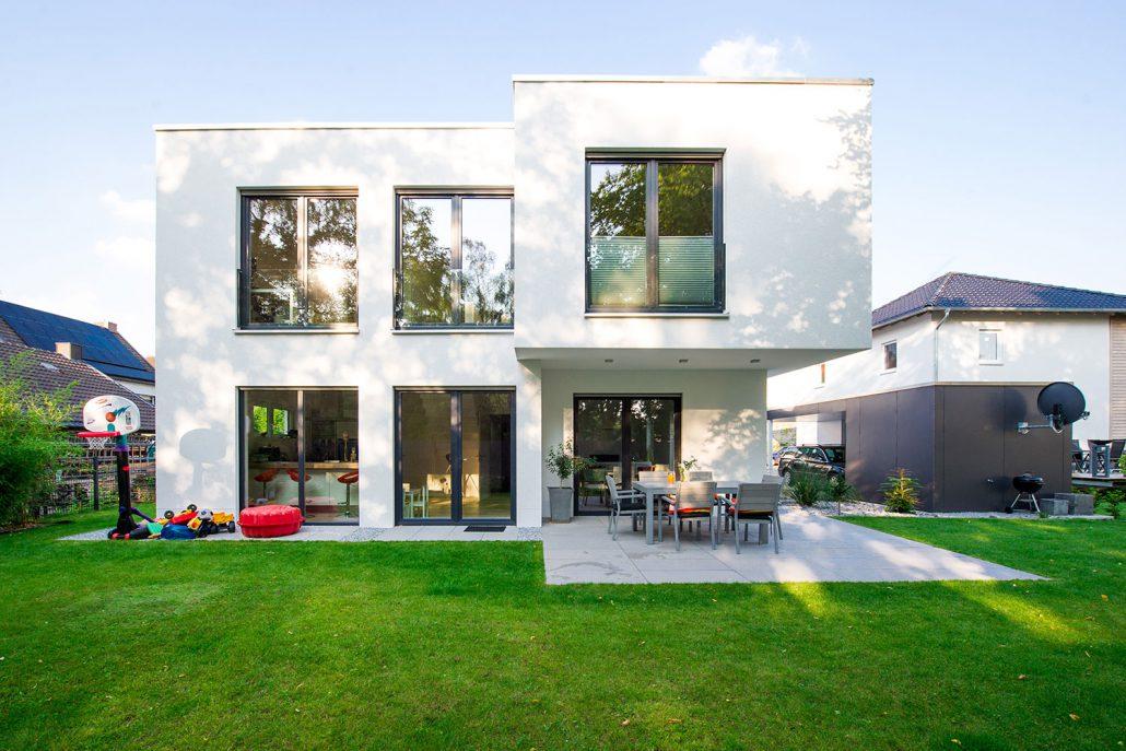 Holzrahmenhaus Achtstetter – BAUART THIELE