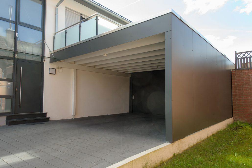 Carport B – BAUART THIELE