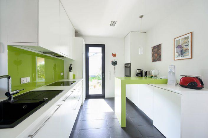 Moderne Küchengestaltung